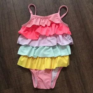 Baby girls GAP bathing suit